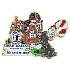 Disney Gingerbread House Pin - 2013 Grand Floridian Remy