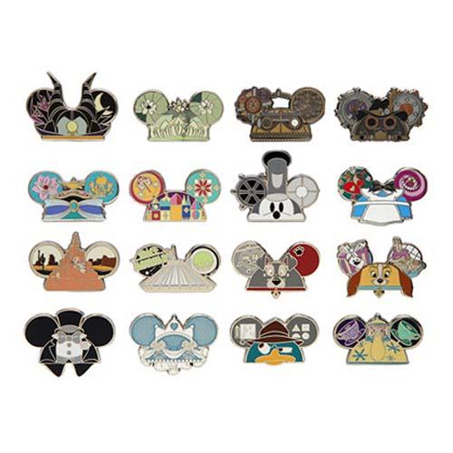 Disney Pins On Hats