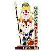 Disney Christmas Pin - 2013 Tier Nutcracker Chip and Dale
