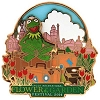 Disney Flower & Garden Festival Pin - 2014 Kermit the Frog