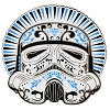 Disney Star Wars Pin - Star Wars Stormtrooper Helmet