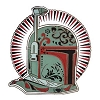 Disney Star Wars Pin - Star Wars Boba Fett Helmet