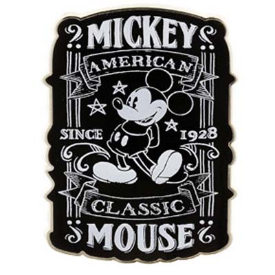 Your wdw store disney mickey pin chalk sketch mickey for American classic house mouse