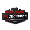 Disney Wide World of Sports Pin - Fit Challenge 2014 - Inaugural