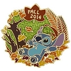 Disney First Day of Autumn Pin - 2014 Fall Stitch