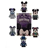 Disney Mystery Pins - The Haunted Mansion Vinylmation - Complete