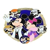 Disney Imagination Gala Pin - Best Couple Mickey and Minnie