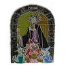 Disney Halloween Pin - Trick or Treat 2014 - Maleficent
