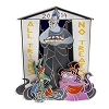Disney Halloween Pin - Trick or Treat 2014 - Hades Pain Panic