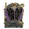 Disney Mickey's Not So Scary Halloween Party Pin - 2014 Maleficent