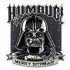 Disney Christmas Pin - Star Wars - Vader Humbug Merry Sithmas