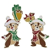 Disney Christmas Pin - Chip and Dale Acorn Gifts