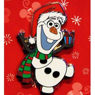 Disney Christmas Pin Holiday Olaf