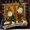 Disney Spectacle of Dancing Lights Pin - 2014 Prep and Landing