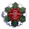 Disney Resort Holidays Pin - 2014 Fort Wilderness Resort - Humphrey