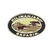 Disney Kilimanjaro Safaris Pin - Oval Desert