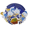 Disney Hanukkah Pin - 2014 Nephews - Happy Hanukkah 2014