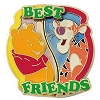 Disney Best Friends Pin - Winnie The Pooh and Tigger