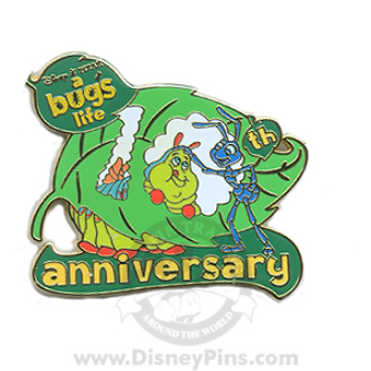 Your WDW Store - Disney A Bug's Life 10th Anniversary Pin Flik ...