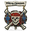 Disney Pirates Pin - Pirates of the Caribbean At Worlds End Logo