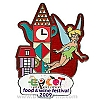 Disney Food & Wine Festival Pin - 2009 - Tinker Bell