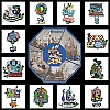 Disney 35 Magical Milestone Pin Collection - Series 2 1983-1994