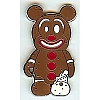 Disney Mystery Pin - Vinylmation Holiday #1 - Gingerbread