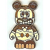 Disney Mystery Pin - Vinylmation Urban #2 - Tikki Mouse