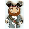 Disney Mystery Pin - Vinylmation Park #3 - Pirates of the Caribbean