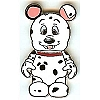 Disney Mystery Pin - Vinylmation Park #2 - 101 Dalmatian Puppy Mickey