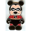 Disney Mystery Pin - Vinylmation Park #2 - Incredibles Mickey