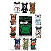 Disney Mystery Pin Collection - Vinylmation Holiday #1 - COMPLETE