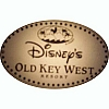 Disney Pressed Penny - Disney's Old Key West Resort logo