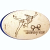Disney Pressed Quarter - Contemporary Resort - Peter Pan flying