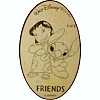 Disney Pressed Quarter - Friends - Lilo and Stitch