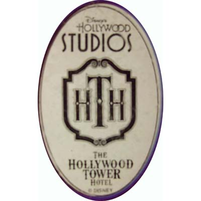 w hotel hollywood logo  Disney Pressed Quarter - Hollywood