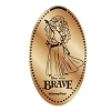 Disney Pressed Penny - Princess Merida Standing
