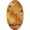 Disney Pressed Penny - Disney's Frozen - Anna and Elsa Back to Back