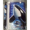 SeaWorld - Autograph book with pen and Case - Shamu Killer Whale