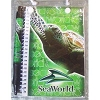 SeaWorld - Autograph book with pen and Case - Green Sea Turtle