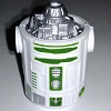 Disney Star Wars Weekends Toy - Create A Droid - R2 Body Green White