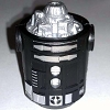 Disney Star Wars Weekends Toy - Create A Droid - R2 Body Solid Black