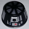 Disney Star Wars Weekends Toy - Create A Droid - R6 Dome Head Black