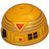 Disney Star Wars Weekends Toy - Create A Droid - R7 Dome Head Yellow