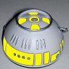 Disney Star Wars Weekends Toy - Create A Droid - R8 Dome Head Yellow