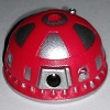 Disney Star Wars Weekends Toy - Create A Droid - R9 Dome Head Red