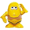 Disney Mr Potato Head - Star Wars Star Tours - C-3PO C-3PotatO