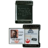 Disney Star Wars Weekends 2011 Pin Passport Bespin Lando Calrissian