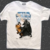 Disney Star Wars Weekends 2011 Shirt CHILD - Darth Vader Mickey Mouse