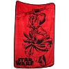 Disney Blanket - Star Wars Weekends 2012 Logo Darth Maul Donald
